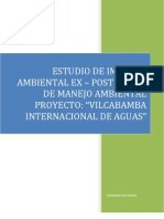Resumen ejecutivo Vilcavida