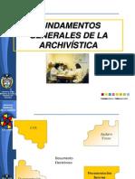 1.Introduccion a La Archivistica