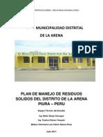 Plan de manejo rrss La Arena PMM.pdf