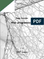 Web Programozas 0.5 (főiskolai jegyzet)