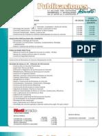 Publicaciones Asocreto 2011