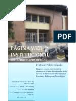 PCI Proyecto Tenológico 2