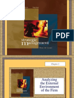 Chapter 02 Powerpoint - Strategic Management