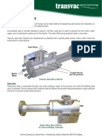 8d Ejectors for Sand Transfer