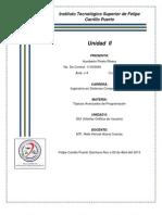 Informe Java Unidad 2_Pinelo Rivera Humberto