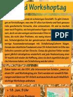SV- und Workshoptag 2013 (Hinten)