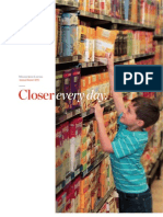 Woolworths Annual Report 2011