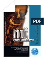 Significación y permanencia de Horacio y Tíbulo