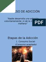 PROCESO DE ADICCIÓN