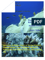 Status and Trends of Bonaire's  Reefs, 2011