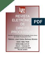 REVISTA ELETR+öNICA DE DIREITO PROCESSUAL. Pg. 125 a 136