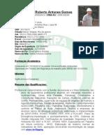 MODELO CV Profissional