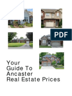 ancaster real estate guide 2013