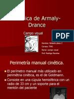 Técnica de Armaly-Drance