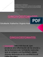 GINGIVOESTOMATITIS