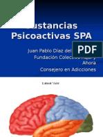 Presentacion de Sustancias Psicoactivas