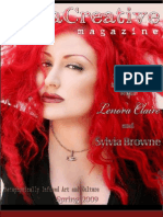 MetaCreative Magazine - Spring 2009