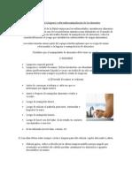 Normas para la higiene y adecuada manipulación de los alimentos
