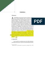 presença - TENSÃO E SIGNIFICAÇÃO