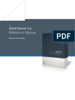 Zend Server Reference Manual 090710