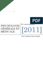 poly_PSYCHOLOGIE GÉNÉRALE ET MÉDICALE