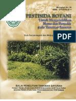 M-26 (Pestisida Botani Untuk Mengendalikan Hama Dan Penyakit