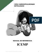 MANUAL RCP ODONTÓLOGOS