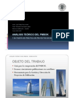 Presentacion - PMBOK