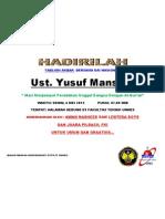 HADIRILAH