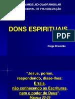 Dons Espirituais.ppt