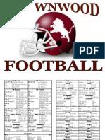 Offense Playbook