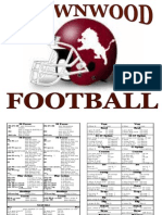 Offense Playbook