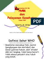 Kuliah HAM Dan KESEHATAN Dr Sunarto Kedokteran Uii