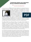 CUÍDADO CON LA SATURACIÓN LABORAL EN EL MINISTERIO DE EDUCACIÓN DE LA REPÚBLICA DOMINICANA