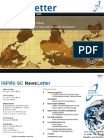 ISPRS Sc Newsletter Vol:3 No.1 March 2009