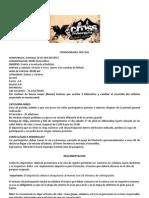 Reglamento Duatlon Xcross Romerillos