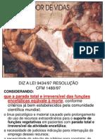 9- DOAÇÃO DE ORGÃOS