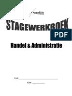 Stageboek Bk3 2009 H&A