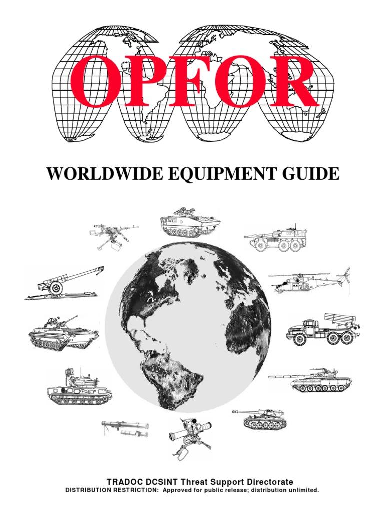 OPFOR World Equipment Guide | Anti Tank Warfare | Hertz