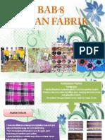 Bab 8 Kajian Fabrik