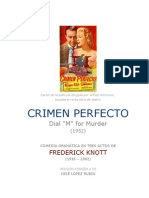 Knott Frederick - Crimen Perfecto (1)