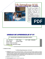 UNIDAD Nº 01 2011