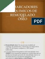 MARCADORES BIOQUIMICOS DE REMODELADO ÓSEO