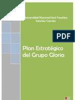 Plan Estrategico Del Grupo Gloria