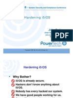 Hardening Your i5OS Security