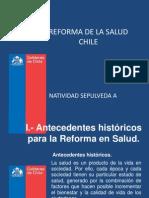 Reforma Antecedentes Historicos