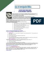 Tema 7 Cuatro Pasos Para Gozar de Paz Interior y Vivir Feliz