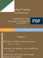 Intro to Medical Tourism - ABE