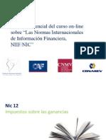 Deloitte Peru - Curso NIC 12
