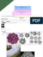 Artesanía, Manualidades, Labores _ Gráficos de crochet